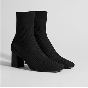 Ankle sock boots. NWT